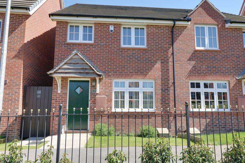 3 Bedrooms Semi Detached House for sale in Clipson Crest, Barton-Upon-Humber