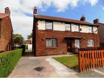 3 Bedrooms Semi Detached House for sale in Jubilee Road, Carlisle, CA2 4DF