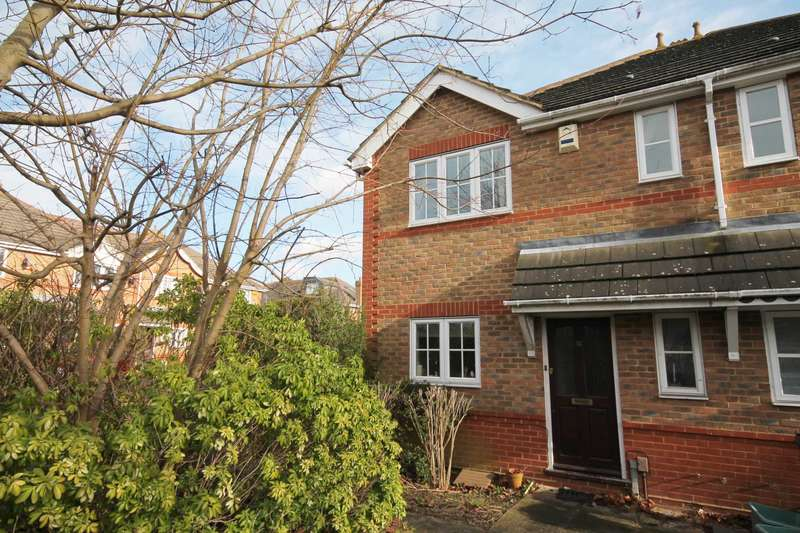 3 Bedrooms Terraced House for sale in Archdale Place, New Malden, KT3