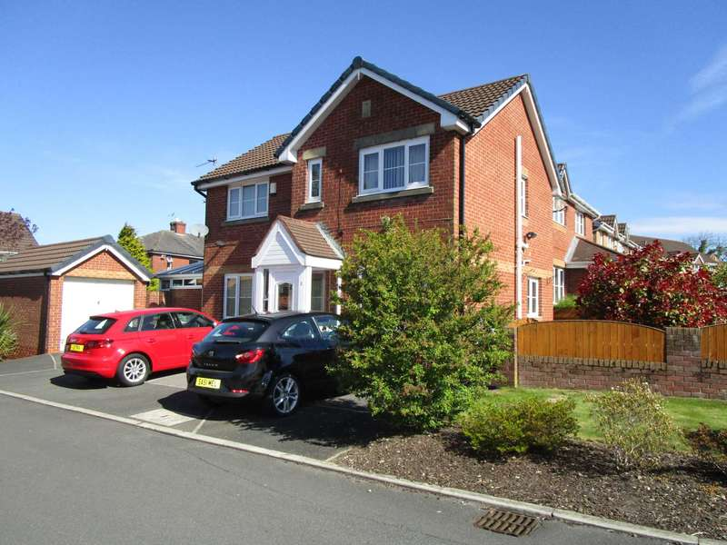 3 Bedrooms Detached House for sale in Lane Meadow, Shaw