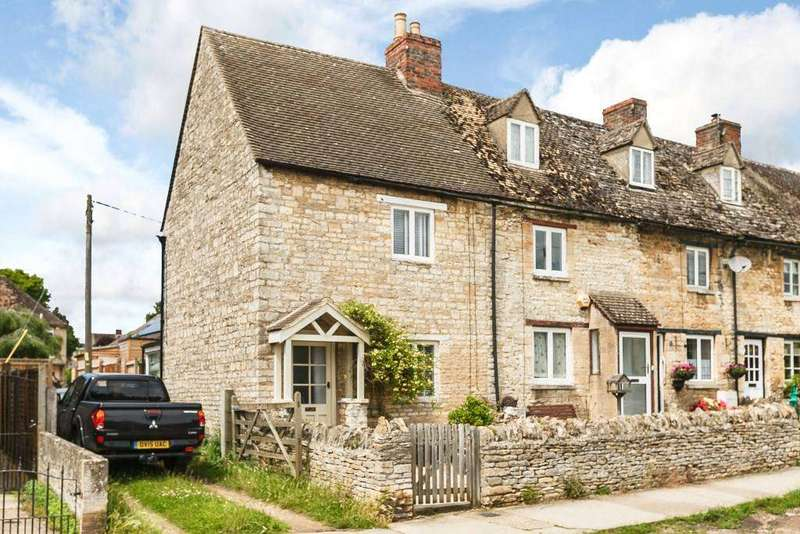 2 Bedrooms End Of Terrace House for sale in Hailey Road, Witney