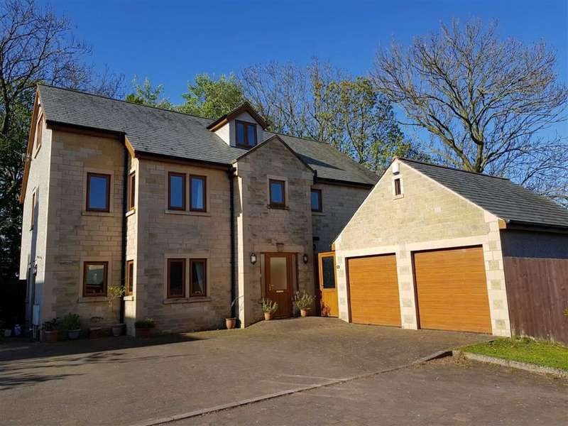 5 Bedrooms Detached House for sale in Chapel Lane, Overton
