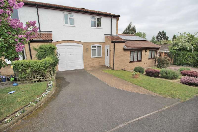 2 Bedrooms House for sale in Windrush Close, Bramcote/Beeston, Nottingham