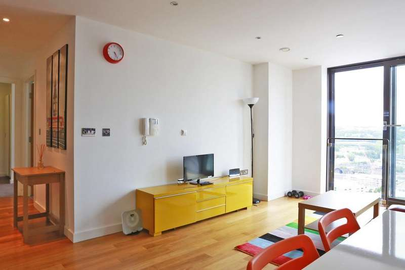 2 Bedrooms Apartment Flat for rent in City loft, St. Paul's Square, Sheffield S1