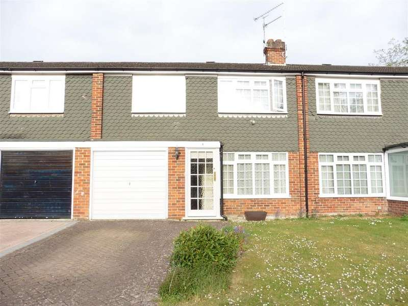 4 Bedrooms Terraced House for sale in Maldon Close, Reading