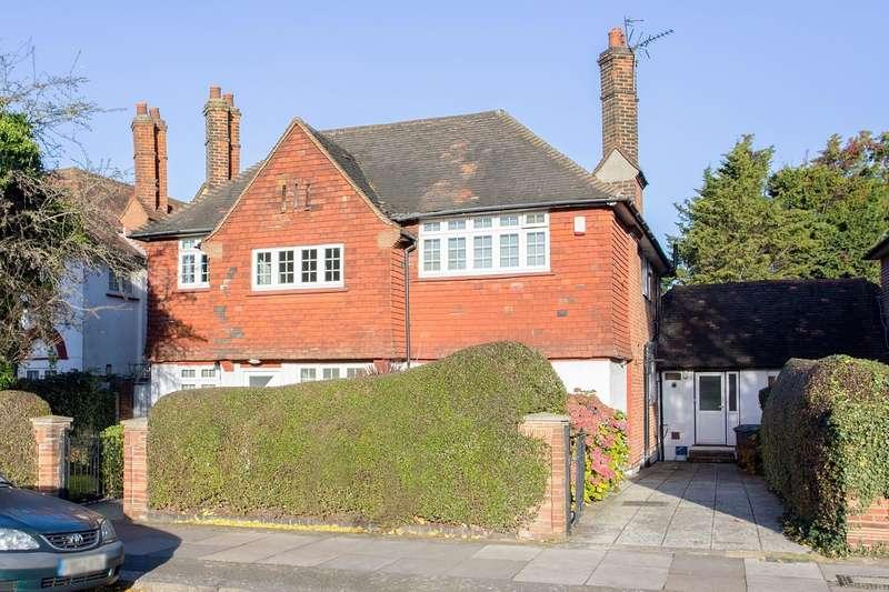 5 Bedrooms Detached House for sale in The Ridgeway, Golders Green