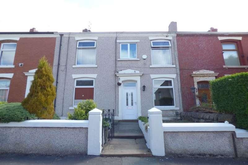 4 Bedrooms Property for sale in Brindle Street, Blackburn, BB2