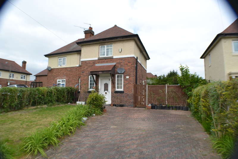 3 Bedrooms Semi Detached House for sale in Shakespeare Street, Derby