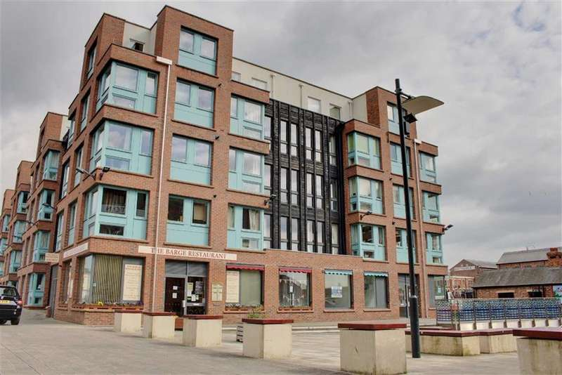 1 Bedroom Flat for sale in Barge Arm, Gloucester Docks