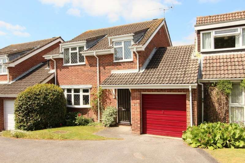 4 Bedrooms Link Detached House for sale in Havendale, Hedge End SO30