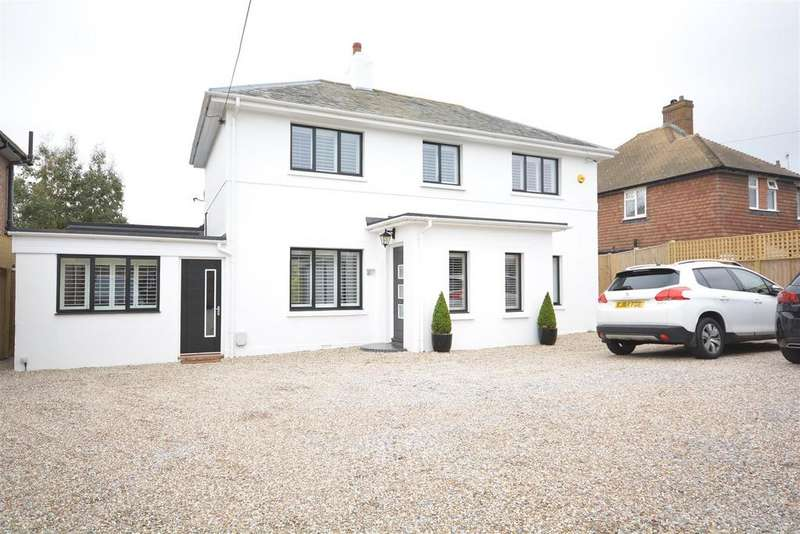 4 Bedrooms Detached House for sale in Hastings Road, Battle