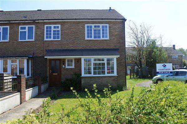 4 Bedrooms End Of Terrace House for sale in Blackmore Road, Shaftesbury