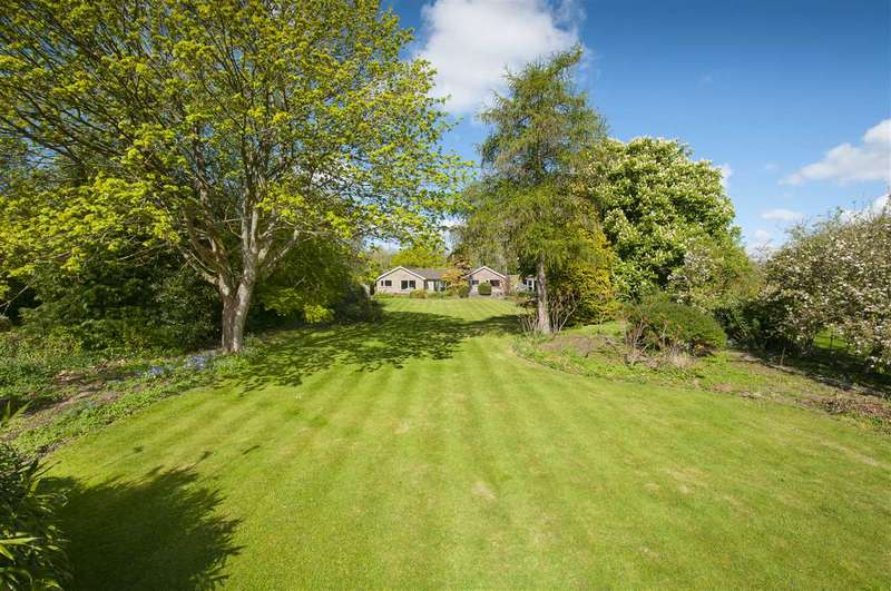 4 Bedrooms Detached Bungalow for sale in Sunningdale, Faversham Road, Boughton Lees