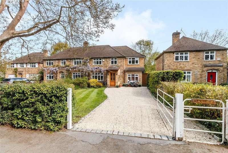 4 Bedrooms Semi Detached House for sale in Hay Lane, Fulmer, Buckinghamshire