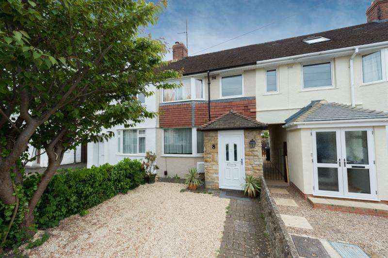 3 Bedrooms Terraced House for sale in Ouseley Close, Marston, Oxford, Oxfordshire