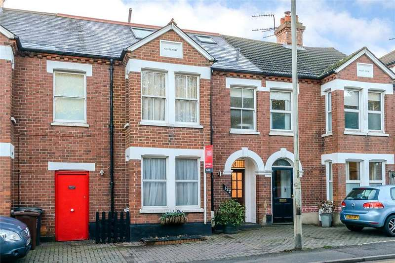 6 Bedrooms Terraced House for sale in Hatfield Road, St Albans, Hertfordshire