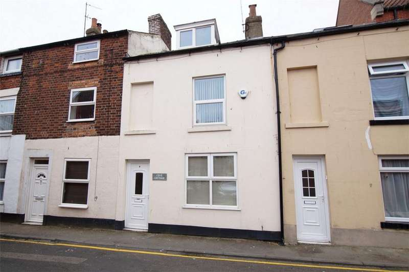 2 Bedrooms Terraced House for sale in Swan Hill Road, Scarborough