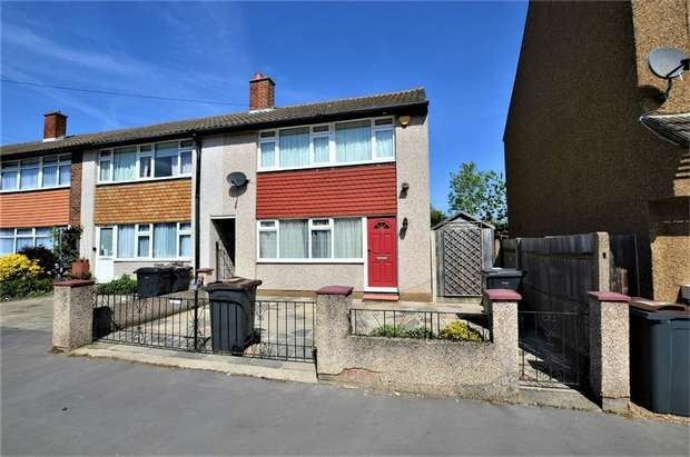 3 Bedrooms End Of Terrace House for sale in Bredon Road, Croydon