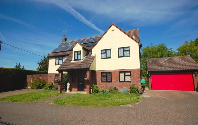 4 Bedrooms Detached House for sale in Goldhanger Road, Heybridge, Maldon, CM9