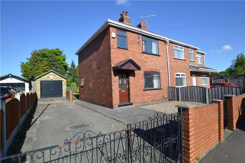 3 Bedrooms Semi Detached House for sale in Skelton Road, Leeds, West Yorkshire