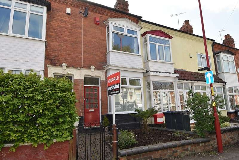 2 Bedrooms Terraced House for sale in Midland Road, Cotteridge, Birmingham
