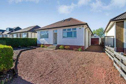 4 Bedrooms Bungalow for sale in Fourth Avenue, Stepps, Glasgow, North Lanarkshire