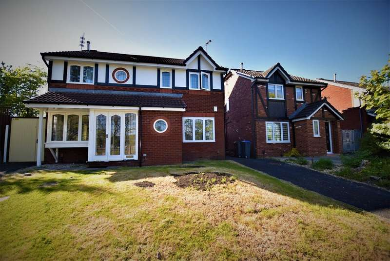 2 Bedrooms Semi Detached House for sale in Mansfield Road, Blackpool