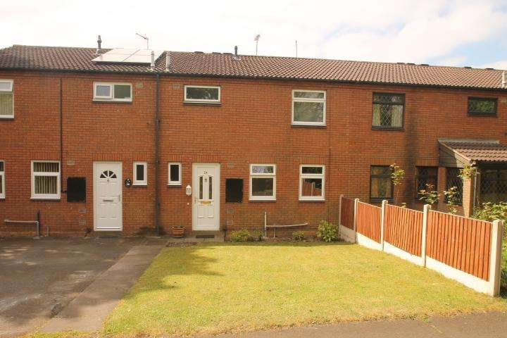 4 Bedrooms Terraced House for sale in St Peters Road, Netherton, DY2