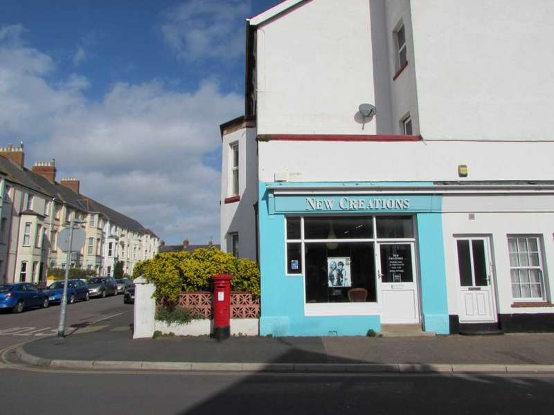 1 Bedroom Commercial Property for sale in St Andrews Road, Exmouth