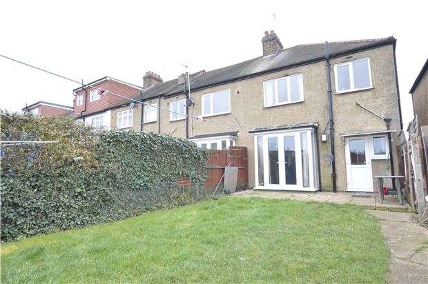 3 Bedrooms End Of Terrace House for sale in Church Hill Road, SUTTON, Surrey, SM3 8LJ