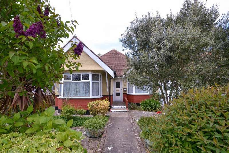 3 Bedrooms Bungalow for sale in South Way, North Bersted, Bognor Regis, West Sussex, PO21 5EY