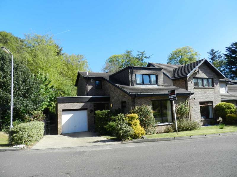 3 Bedrooms Detached House for sale in Dunchattan Way, Troon
