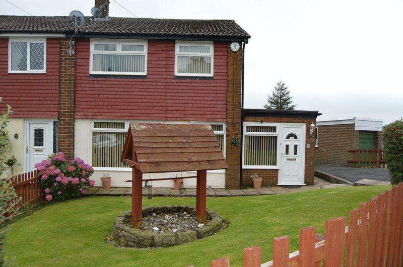 3 Bedrooms Town House for sale in Shore Mount, Littleborough