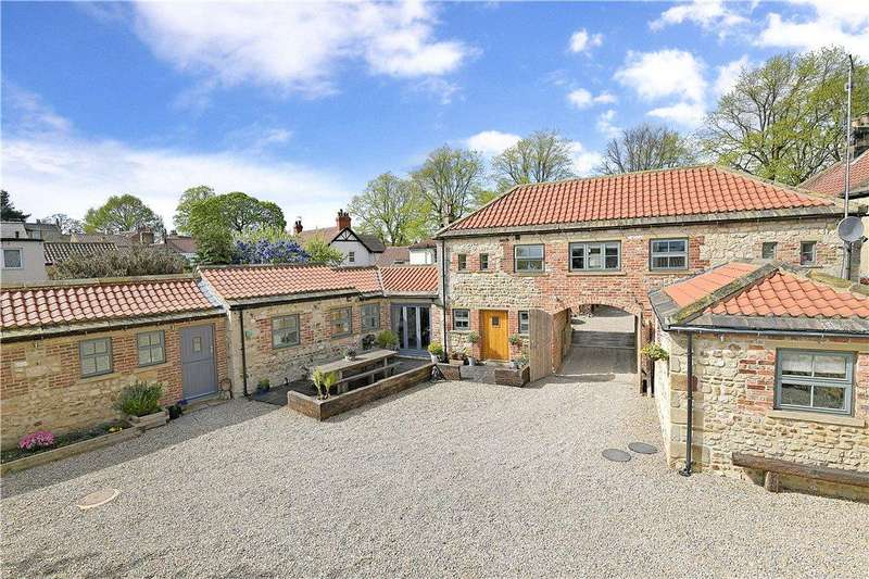 4 Bedrooms Link Detached House for sale in Burton Leonard, Harrogate, North Yorkshire