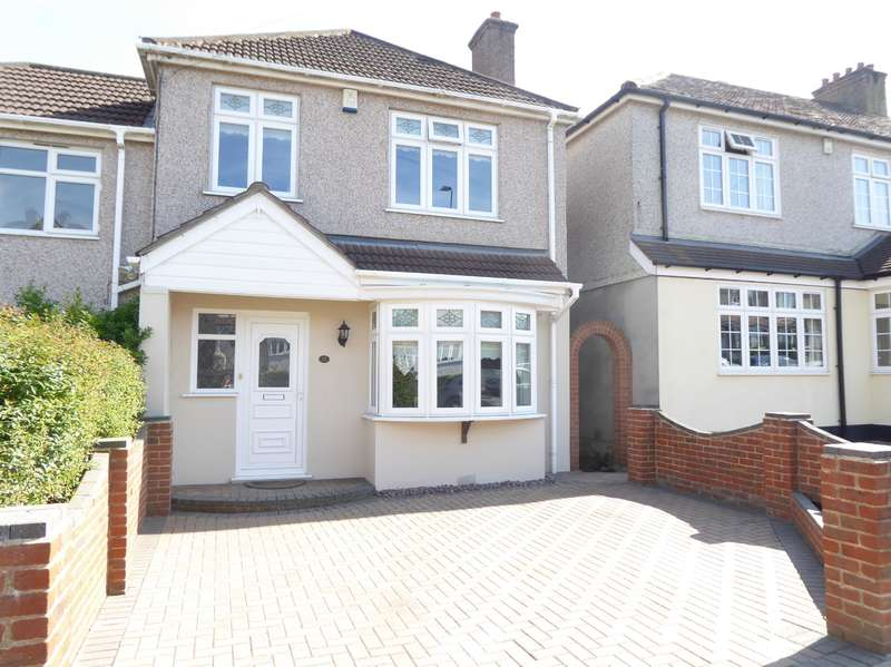 3 Bedrooms Semi Detached House for sale in Orchard Avenue, Upper Belvedere, Kent, DA17 5PB
