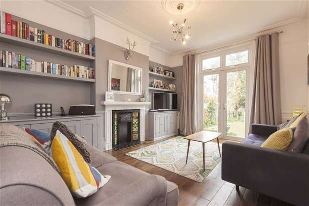 4 Bedrooms Semi Detached House for sale in Alexandra Road, London