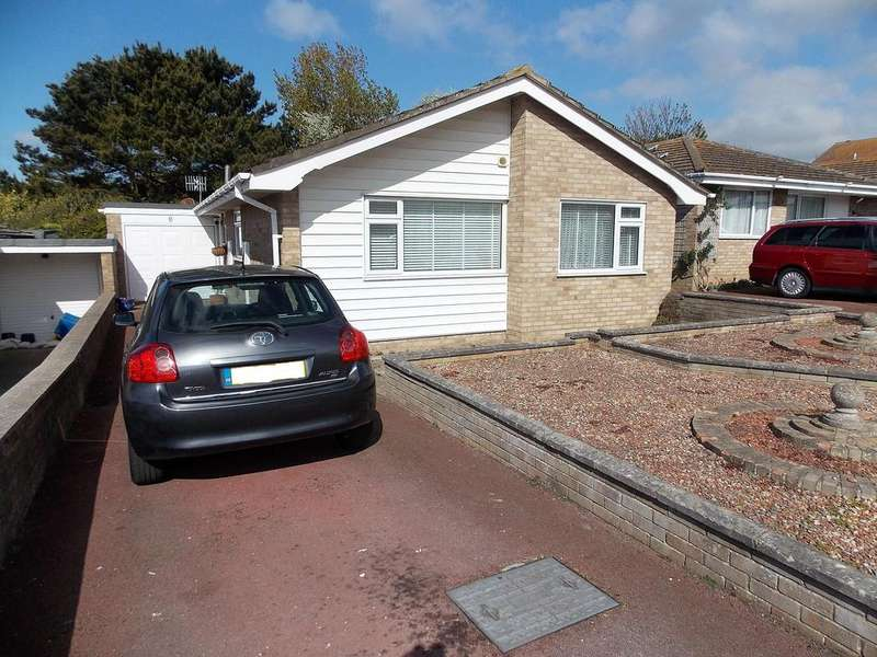 2 Bedrooms Detached Bungalow for sale in Cavendish Close, Telscombe Cliffs, East Sussex