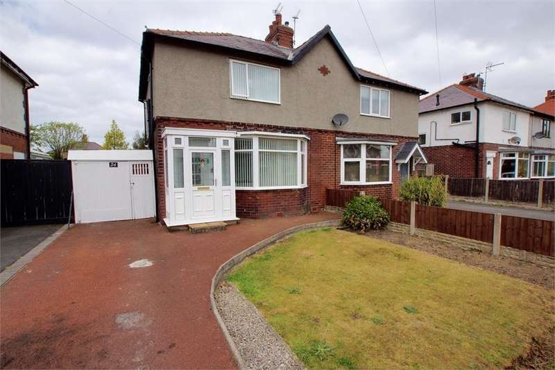 3 Bedrooms Semi Detached House for sale in Rutland Road, Ansdell, Lancashire