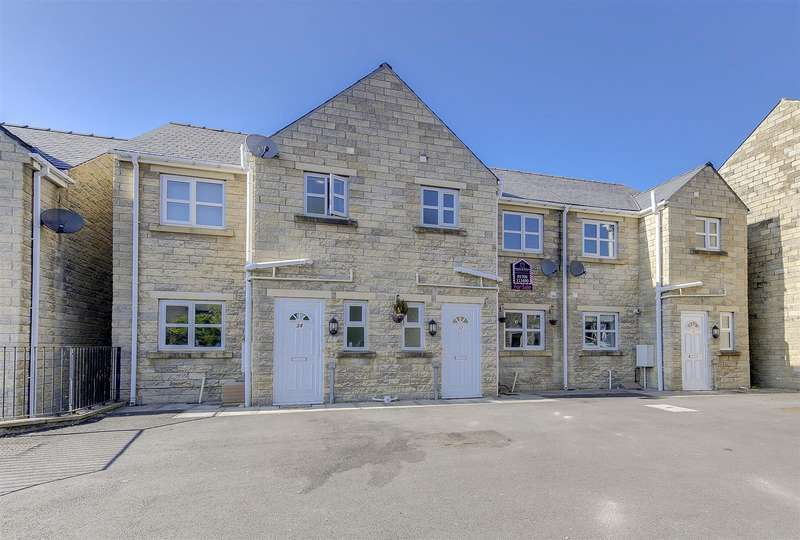 3 Bedrooms Town House for sale in Maple Street, Clayton Le Moors, Accrington