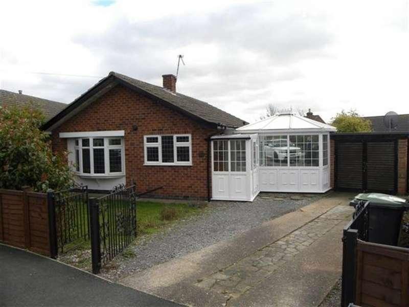 2 Bedrooms Bungalow for rent in Briar Close, Bramcote, NG9 3AH