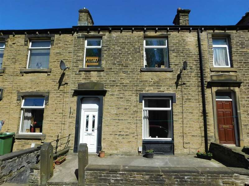 2 Bedrooms Property for sale in 15, Chapel Terrace, Crosland Moor, Huddersfield