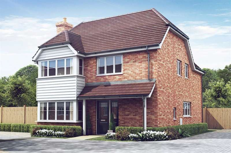 3 Bedrooms Detached House for sale in Blackberry Lane, Charing, Kent