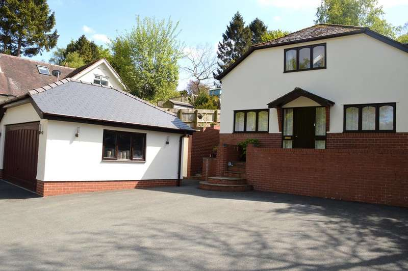 5 Bedrooms Detached House for sale in Grafton Underwood, Sandford Avenue, Church Stretton SY6