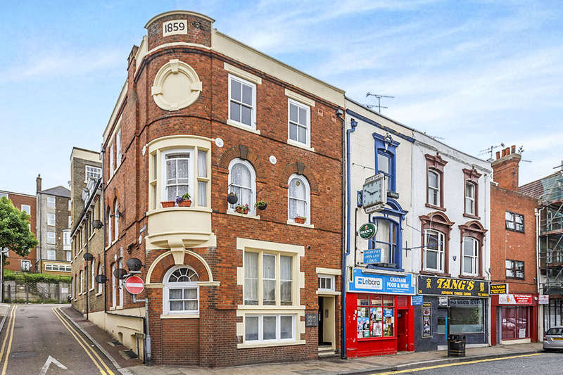 Flat for sale in High Street, Chatham, ME4