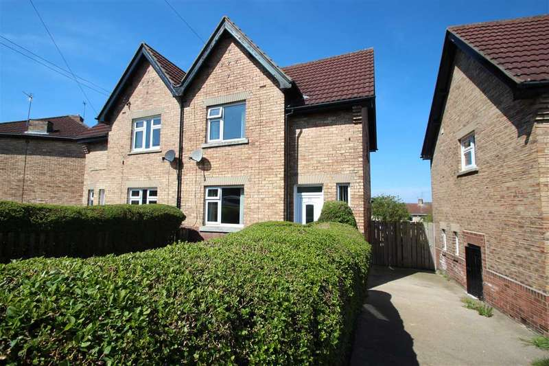 2 Bedrooms Semi Detached House for sale in The Crescent, Bridgehill, Consett