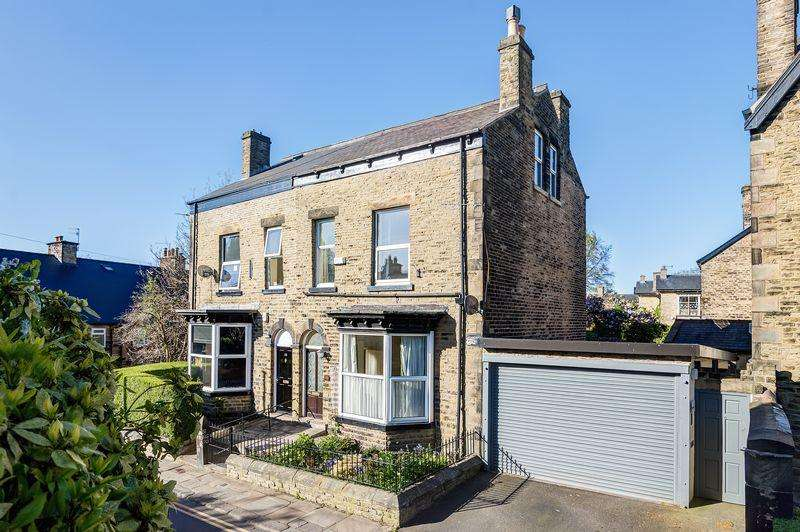 6 Bedrooms Semi-detached Villa House for sale in Watson Road, Broomhill, Sheffield