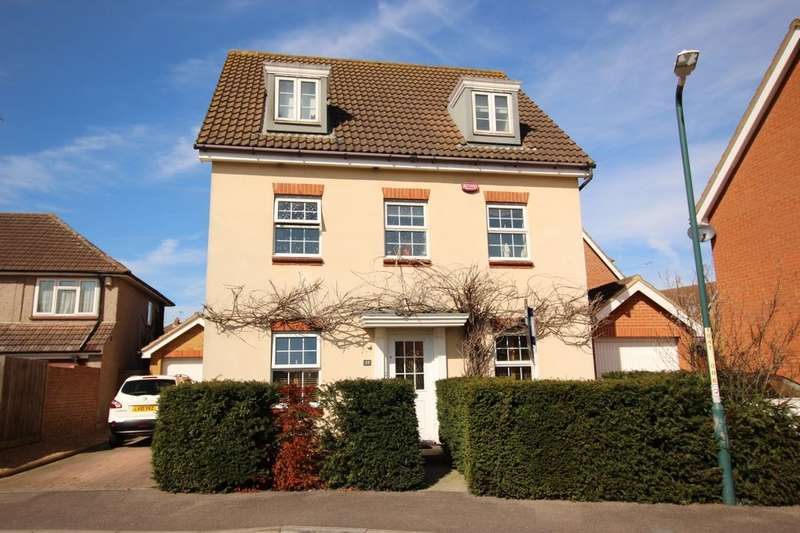 5 Bedrooms Detached House for sale in Beech Avenue, Swanley, BR8