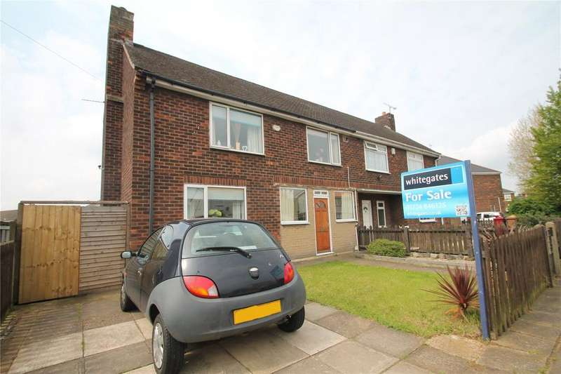 3 Bedrooms Semi Detached House for sale in Annes Crescent, Ashby, Scunthorpe, DN16