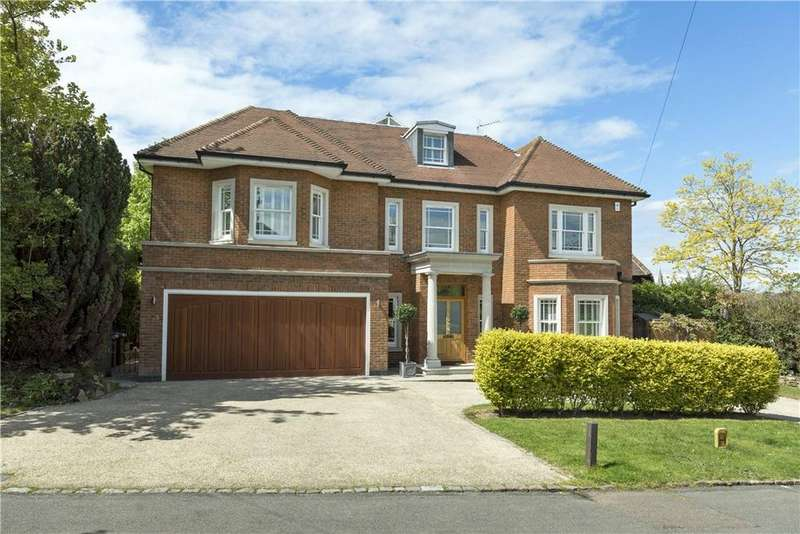 6 Bedrooms Detached House for sale in Weybridge Park, Weybridge, Surrey, KT13