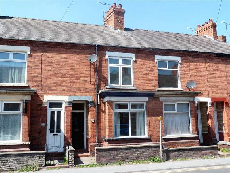 3 Bedrooms Terraced House for sale in Underwood Lane, Crewe, Cheshire, CW1